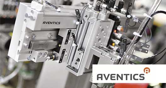 componenti e sistemi pneumatici aventics